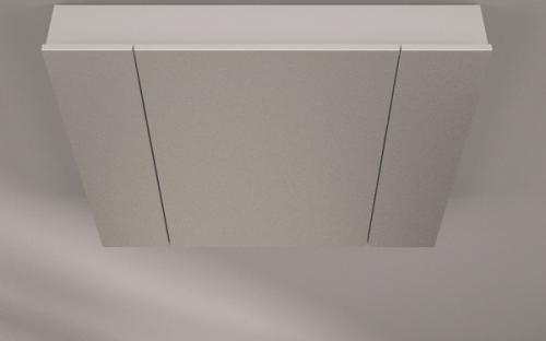 Шкафчик зеркальный Fancy Marble ШЗ-2650