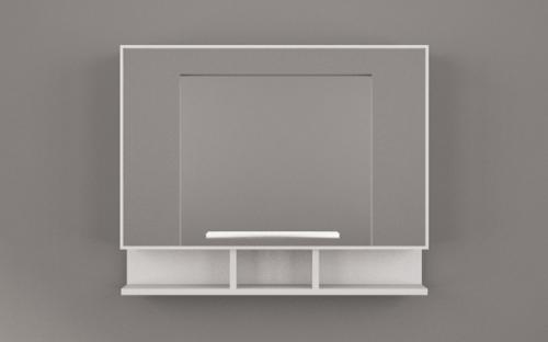 Шкафчик зеркальный Fancy Marble ШЗ-4940