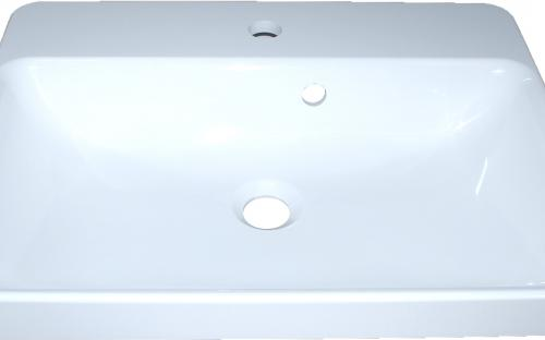 Раковина Fancy Marble Greta 550x430