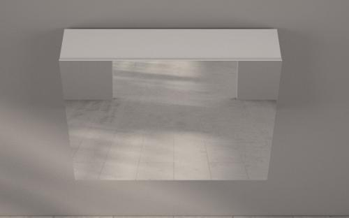 Шкафчик зеркальный Fancy Marble ШЗ-2658