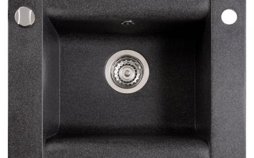 Гранитная кухонная мойка Marmorin Voga - 1 чаша 540х408х205 мм