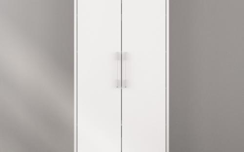 Пенал для ванной Fancy Marble П-3386