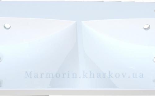 Раковина Fancy Marble Amelia 1200х460 D