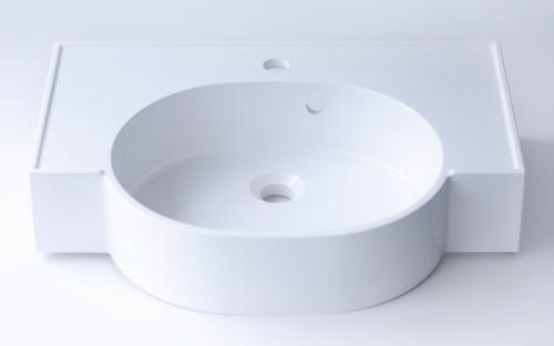 Умывальник Fancy Marble Comfort 612x445/320