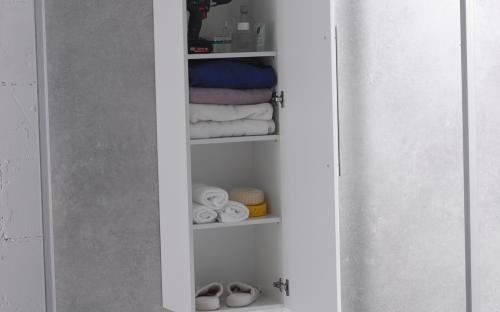 Пенал для ванной комнаты LSC (ПLSC)