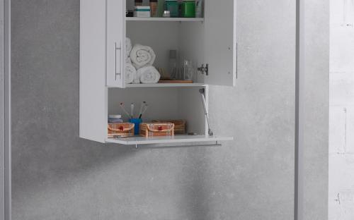 Пенал для ванной комнаты ПНС