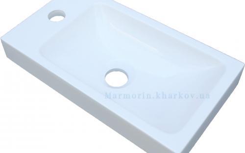 Раковина Fancy Marble  Ida 400х220