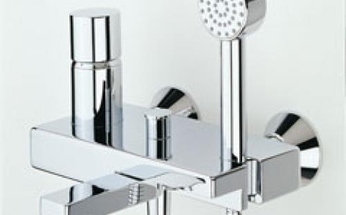 Смеситель для ванны и душа Il Bagno Alessi One 8545