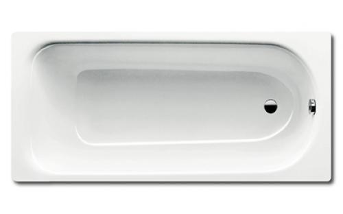 Ванна стальная Kaldewei Saniform Plus 362-1, размер 1600x700x410 мм