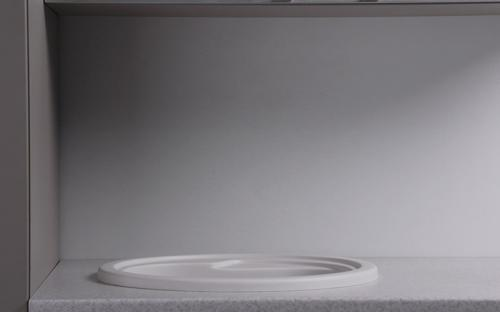Гранитная мойка для кухни Fancy Marble Nevada 450x450x210 (Белый)