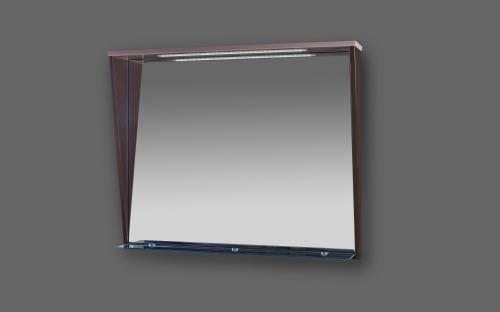 Шкафчик для ванной комнаты зеркальный Fancy Marble ШЗ - Cyprus 850