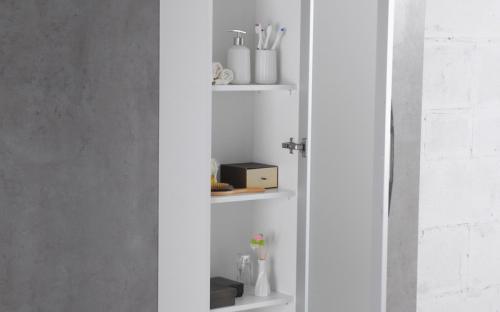 Пенал для ванной комнаты SCG (ПСТ-1)