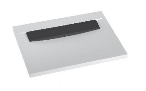 Умывальник Marmorin Tatoo (черная плитка)