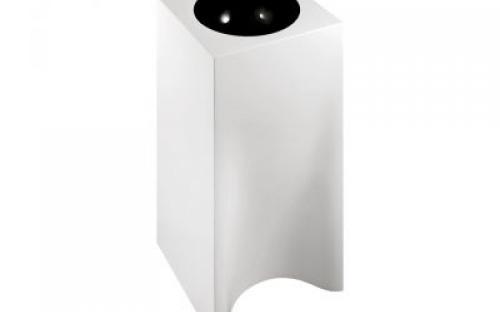 Умывальник Marmorin Rea (высокая,черная чаша)