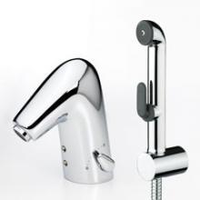 Смеситель для умывальника Il Bagno Alessi One 8516F с гигиеническим душем Bidetta