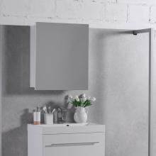 Шкафчик для ванной комнаты зеркальный МС-700 (ШЗ-700)
